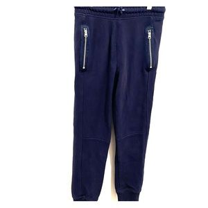 Zara Bottoms - Navy Blue Kids Zara Joggers size 9